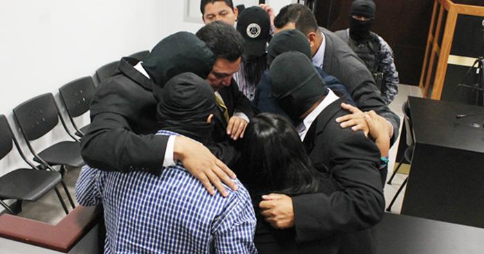 Cámara ordena nuevo juicio contra policías involucrados en el caso San Blas