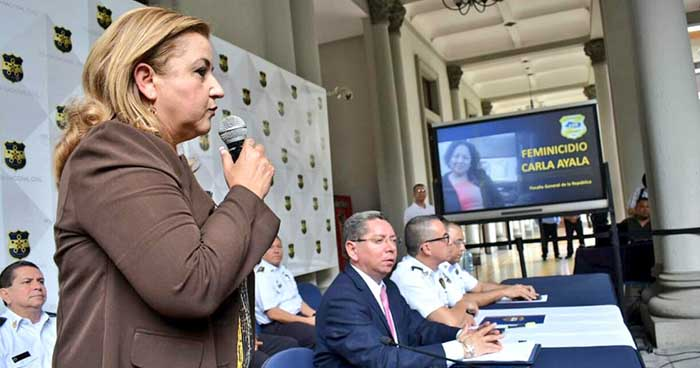 Policías dejaron que el prófugo Juan José Arévalo del GRP, que disparó a Carla Ayala, huyera