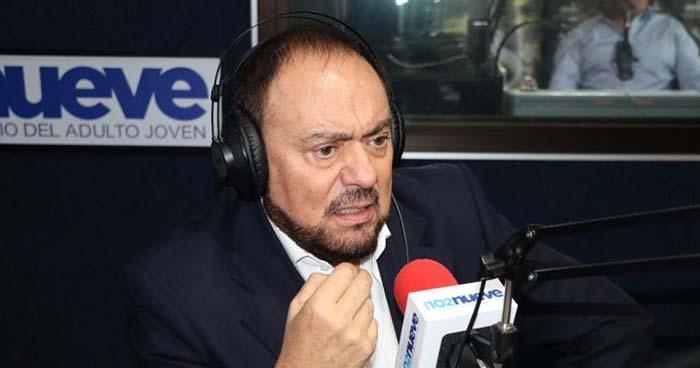 Nacho Castillo desmiente haber recibido dinero de fondos públicos