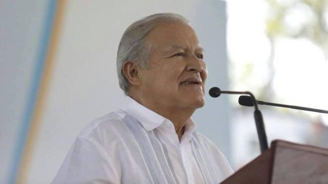 Salvador Sánchez Cerén sancionara la reforma a la Ley de Extinción de Dominio