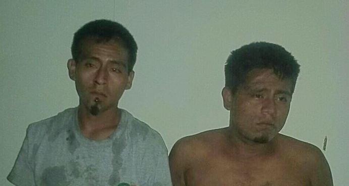 Capturan a los presuntos responsables de haber asesinado a un Cabo en Sonsonate