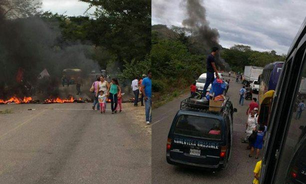 Atletas salvadoreños se encuentran atrapados en Honduras tras una nueva jornada de protestas