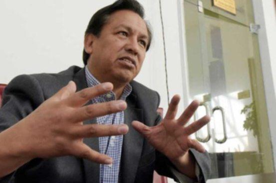 El ministro de la Presidencia de Bolivia denuncio a la oposición venezolana