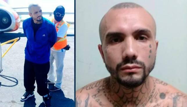 Capturan a pandillero que huyó hacia EE.UU tras asesinar a dos jóvenes