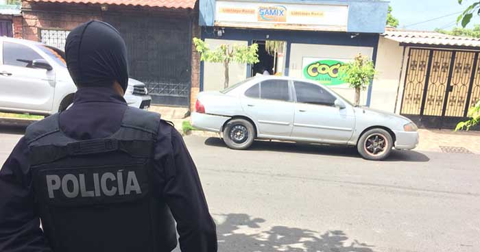 Fiscalía registra radios vinculadas al expresidente Saca