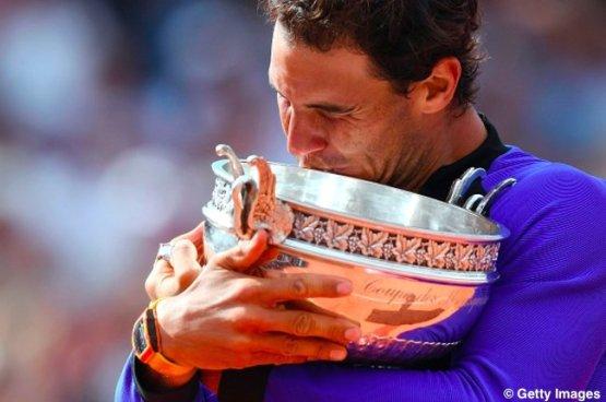 Rafael Nadal gana su décimo Ronald Garros