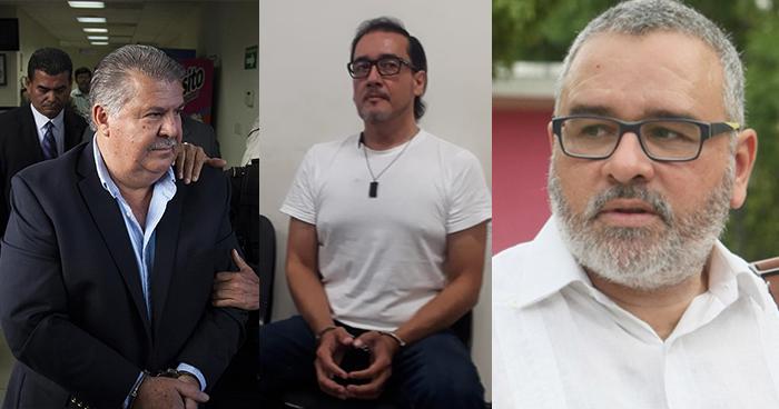 FGR investiga nuevo caso de corrupción en contra de Luis Martínez, Mauricio Funes y Enrique Rais