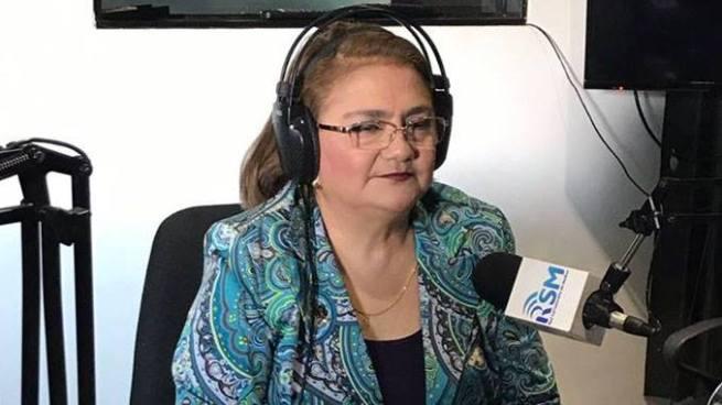 """Procuradora Raquel de Guevara: """"Yo defiendo a las víctimas y no a pandilleros"""""""