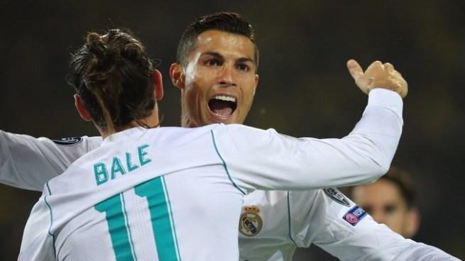 Real Madrid gana por primera vez en campo del Dortmund