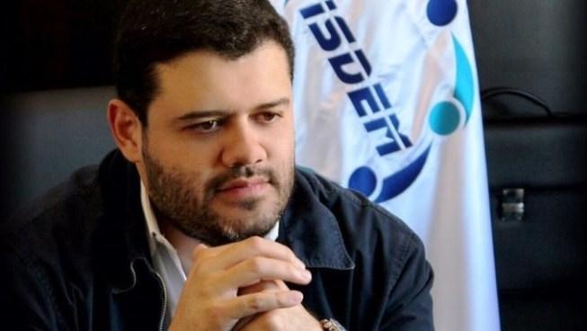 """""""Temo por mi vida y responsabilizo a Miguel Sáenz y al FMLN""""; Presidente del ISDEM"""