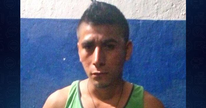 Policía atrapa en Sonsonate a sujeto acusado de violar a su expareja