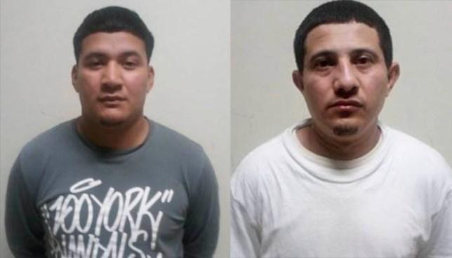 INTERPOL captura a pandilleros reclamados por un tribunal de San Miguel