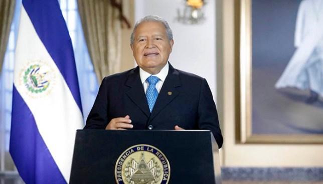 Presidente Sánchez Cerén llama acudir masivamente a las urnas el domingo