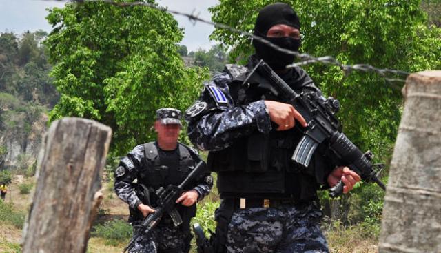 Líder de una pandilla muere al enfrentarse a policías en Usulután