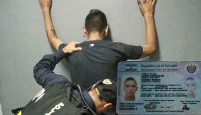 Capturan en Costa Rica a joven salvadoreño que apuñaló a ocho indigentes