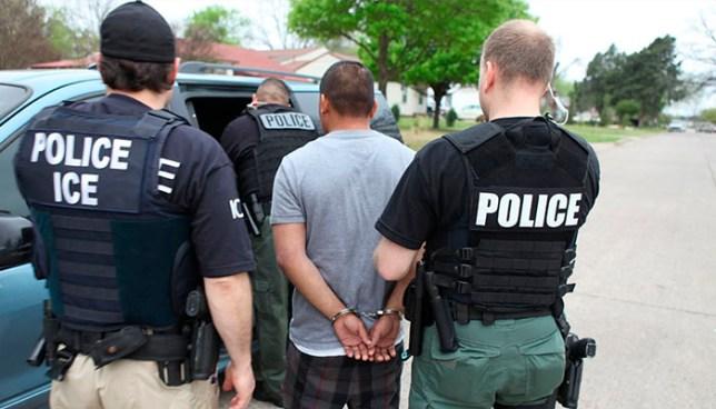 Salvadoreño es capturado durante redadas realizada en Oklahoma y Texas