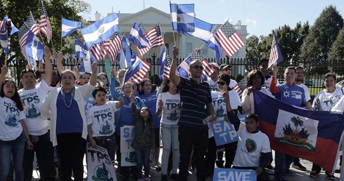 Más de 179 mil salvadoreños solicitaron la renovación del TPS en su última prórroga