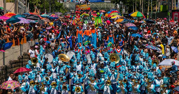 Alcaldía de San Salvador suspende actividades en el marco de Fiestas Agostinas