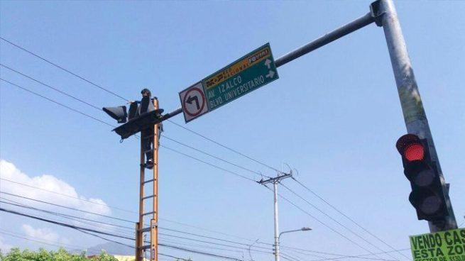 VMT sincronizará semáforos de San Salvador en los próximos días