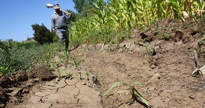 Cerca de 30 días sin lluvias acumulan algunas zonas del país