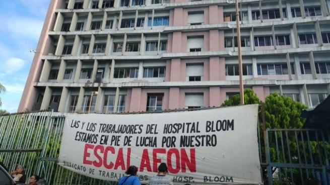 Reducción de labores en al menos 8 hospitales a nivel nacional por el pago del Escalafón