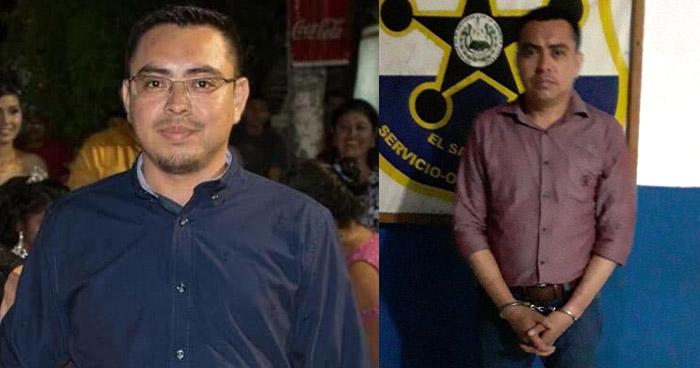 Síndico de la alcaldía de Conchagua capturado por atropellar a un policía por conducir ebrio