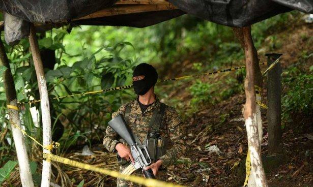 Asesinan a exsoldado en cantón de Cuscatlán
