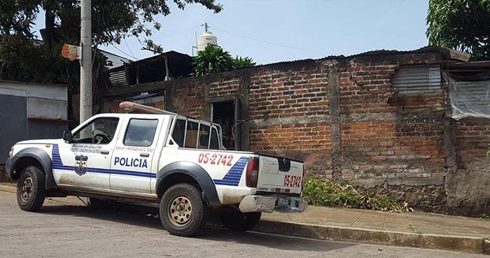 Hombre se suicida ahorcándose con un lazo en Santiago de María, Usulután