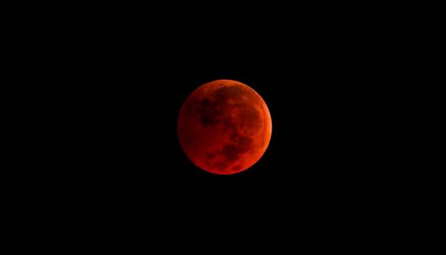 Superluna azul con eclipse, un fenómeno que no se repite desde hace 150 años