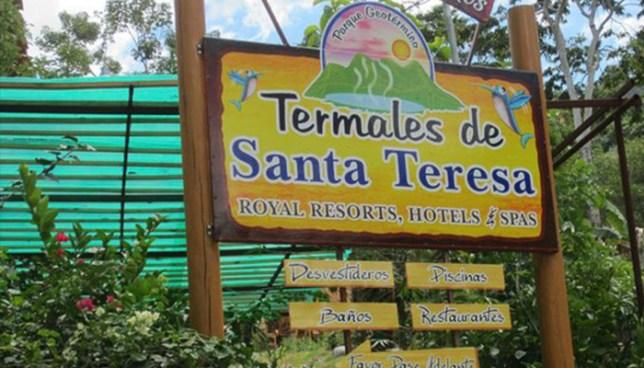 Asesinan a empleado de turicentro Termales de Santa Teresa, Ahuachapán