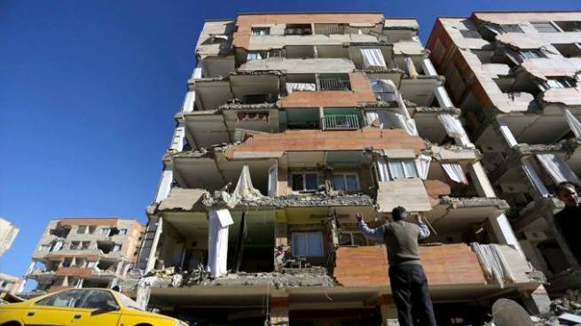 Aumentan el número de muertos por el terremoto que azotó a Irak e Irán