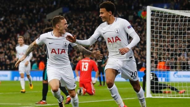 Tottenham humilla al Real Madrid en la Champions League y aumenta la crisis de los merengues