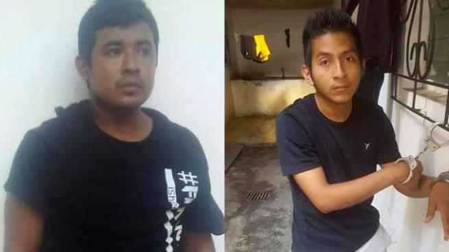 Detienen a dos traficantes de droga en distintos puntos de Sonsonate
