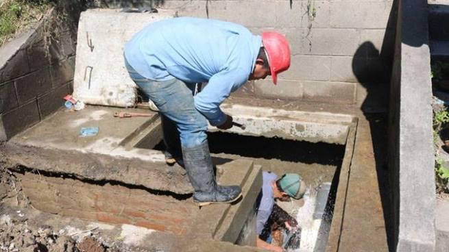 Trabajos provocaran deficiencia en el servicio de agua en San Salvador y Santa Tecla
