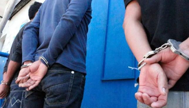 Dejan en libertad a agentes de la PNC capturados por el delito de extorsión