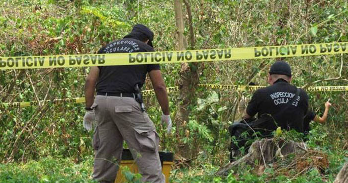 Masacran a padres e hijo al interior de una finca en Tacuba, Ahuachapán