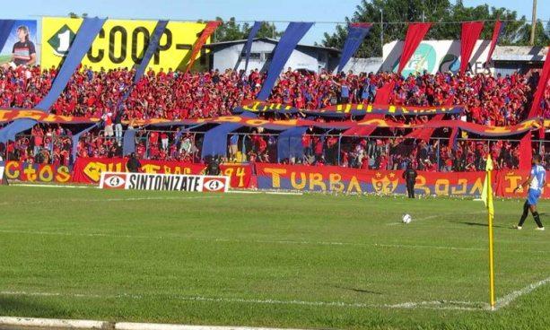 Turba Roja no asistirá a los partidos de visita de C.D FAS