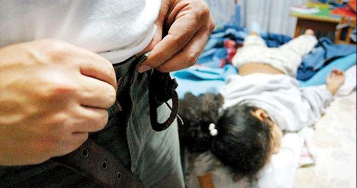 Mejicanos: Sujeto violaba y medicaba a su hijastra para evitar que se embarazara