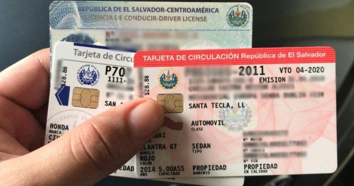 Establecen mecanismo escalonado para refrendar Tarjetas de Circulación y Licencias de Conducir