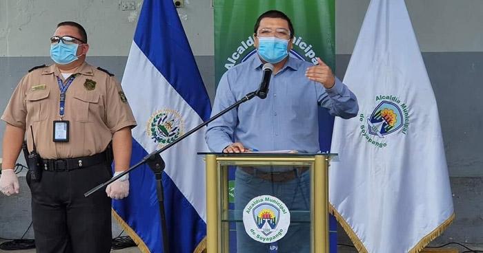 Aíslan a 20 empleados de la Alcaldía de Soyapango tras detectar 1 caso positivo de COVID-19
