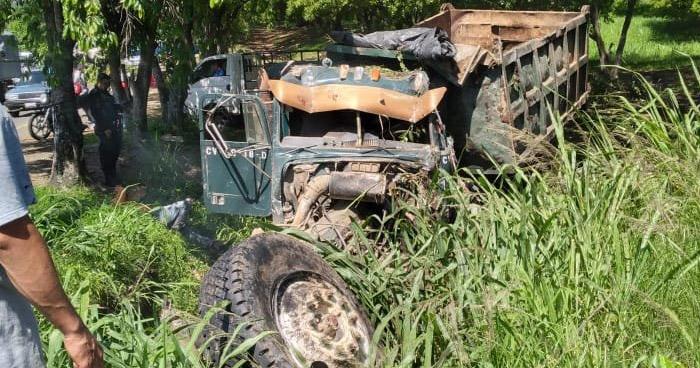 Un herido grave tras fuerte accidente de tránsito en Redondel Integración