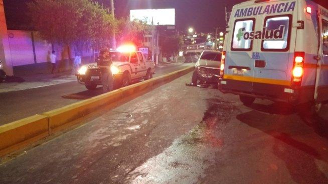 Tres accidentes de transito han sido reportados esta mañana