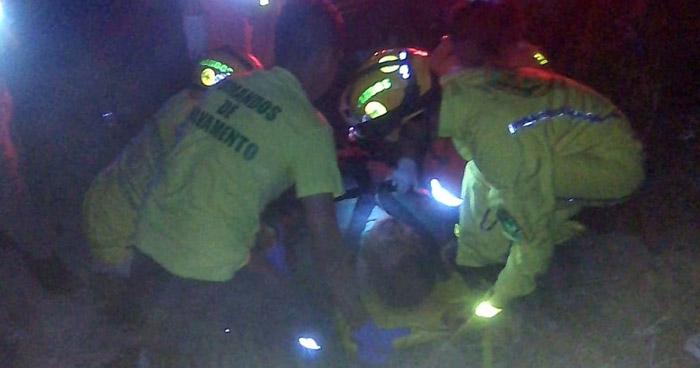 Accidente en carretera de Oro deja una persona fallecida y otra más lesionada