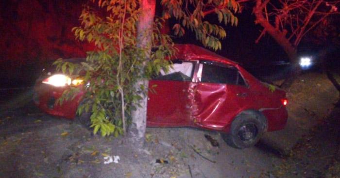 Un fallecido en accidente prolongado sobre carretera de Oro