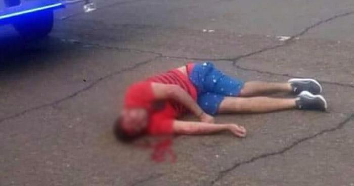 Muere joven tras ser embestido por un autobús, al que se habría lanzado, en carretera de Chalchuapa