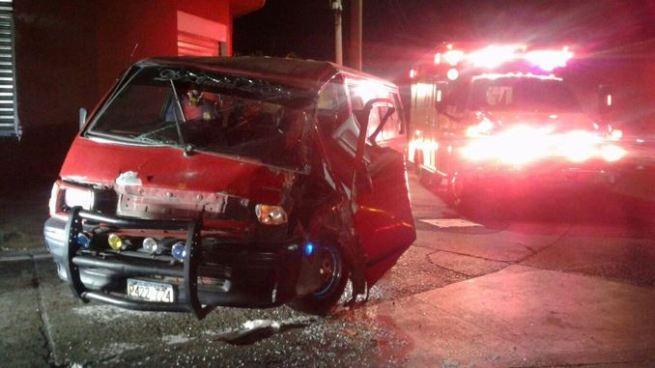 Varios lesionados tras accidentes de tránsito provocados por conductores bajo los efectos del alcohol