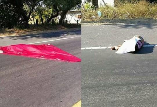 Dos niños mueren tras ser atropellados por un vehículo en carretera Litoral, La Paz
