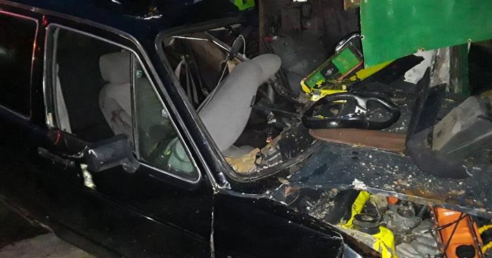 Un fallecido y un lesionado tras accidente de tránsito en Cuscatlán