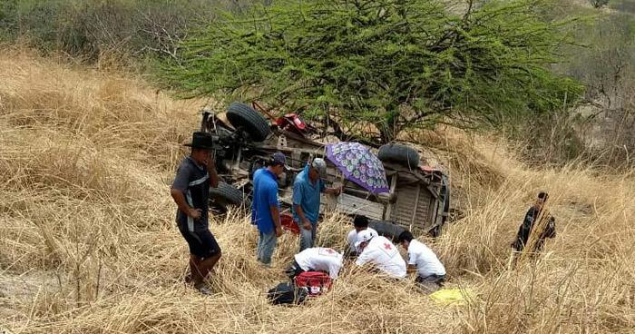 Un muerto y dos lesionados tras accidente en Dolores, Cabañas
