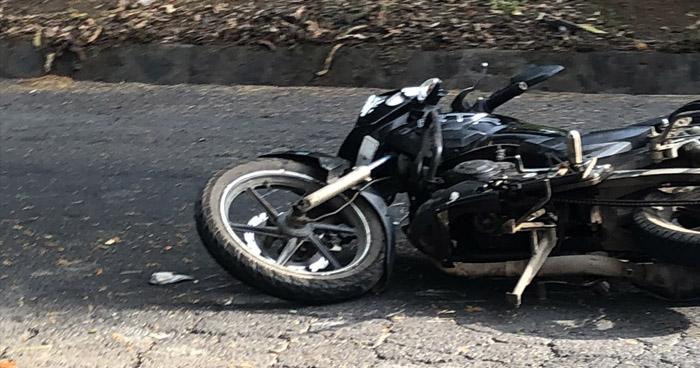 Adulto mayor muere tras ser arrollado por un motociclista en Sonsonate